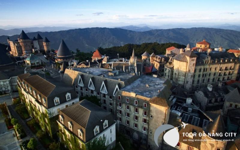 khách sạn Bà Nà Hills - Mercure Danang French Village Bana Hills