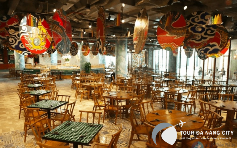 Nhà hàng Le Louvre