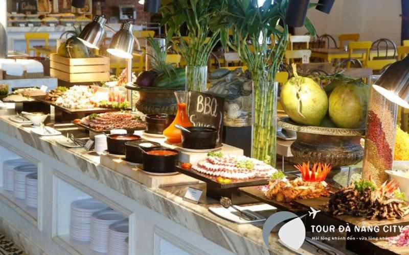 Nhà hàng buffet Việt Bà Nà
