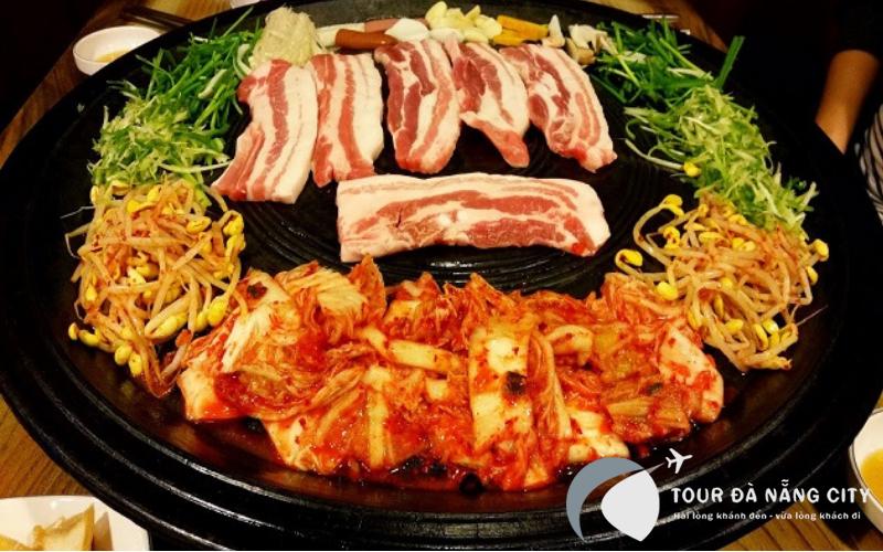 Giá vé ăn Buffet Hàn Quốc/ Á Đông