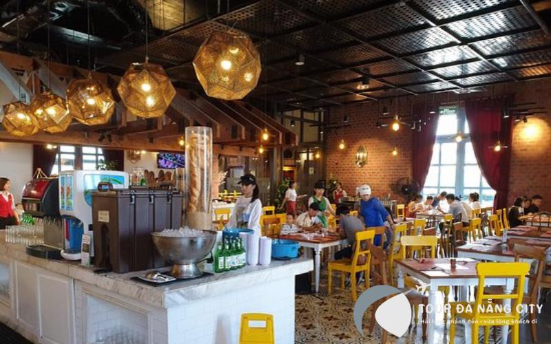 nhà hàng Arapang