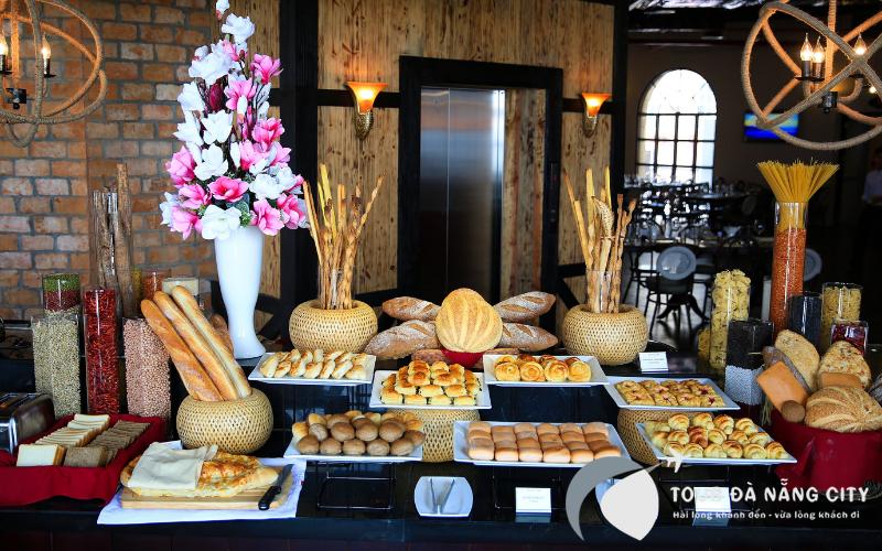 Nhà hàng ẩm thực buffet La Lavande