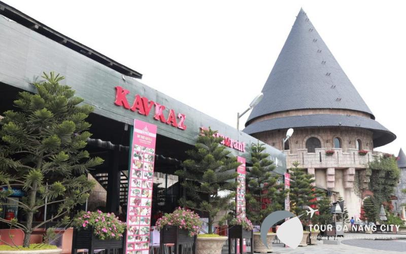 nhà hàng Kavkaz