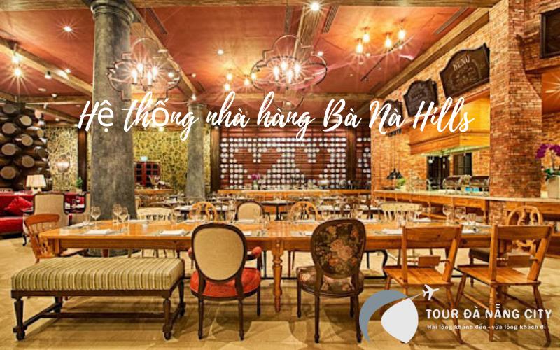 Nhà hàng Bà Nà Hills
